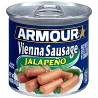 Armour Jalapeno Vienna Sausage Product Image