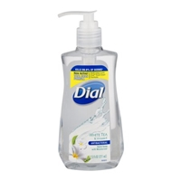 Dial Antibacterial Hand Soap White Tea & Vitamin E Food Product Image