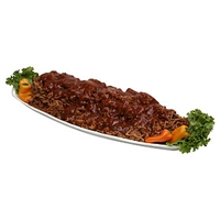 Wegmans Pulled Bbq Pork Pulled Pork (Memphis Bbq Sauce) Food Product Image