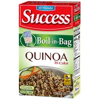 Success Tri-Colored Quinoa Food Product Image
