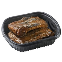Wegmans Braised Bbq Pork Spareribs Memphis Bbq Ribs (Memphis Bbq Sauce) Food Product Image