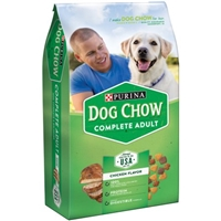 Purina Dog Chow Complete Adult Dog Food Chicken Food Product Image