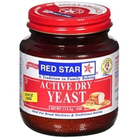 Red Star Active Dry Yeast Food Product Image