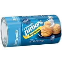 Pillsbury Grands! Jr Golden Layers Buttermilk Flaky Biscuits - 5 CT Food Product Image
