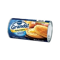 Pillsbury Grands! Big Biscuits Flaky Layers Buttermilk - 8 CT Food Product Image