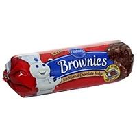 Pillsbury Brownies Traditional Chocolate Fudge Food Product Image