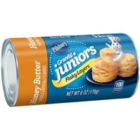 Pillsbury Grands! Juniors Honey Butter Flaky Layers Food Product Image