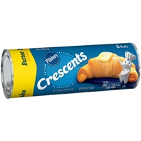 Pillsbury Crescent Butter Flake - 8 CT Food Product Image