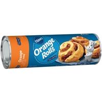 Pillsbury Orange Rolls Cinnabon with Orange Icing - 8 CT Food Product Image