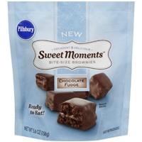 Pillsbury Brownies Bite-Size, Cocoa Fudge Escape Food Product Image