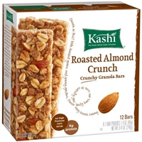 Kashi TLC Roasted Almond Crunch Granola Bars - 12 CT Food Product Image