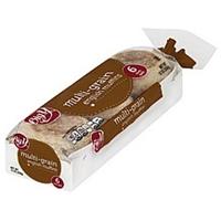 Big Y English Muffins Fork Split, Multi-Grain Food Product Image