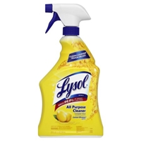 Lysol All Purpose Cleaner Lemon Breeze Scent Food Product Image