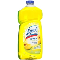 Lysol Clean & Fresh Multi-Surface Cleaner Sparkling Lemon & Sunflower Essence Food Product Image