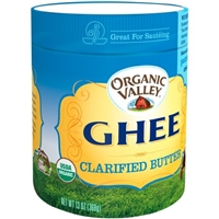 Organic Valley Purity Farms Ghee Clarified Butter Food Product Image