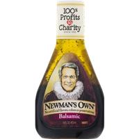 Newman's Own Balsamic Vinaigrette Food Product Image