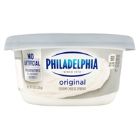 Philadelphia Cream Cheese Original Food Product Image