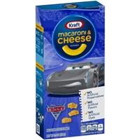 Kraft Nickelodeon Spongebob Squarepants Shapes Macaroni & Cheese Dinner Food Product Image