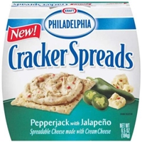 Philadelphia Cracker Spreads Pepperjack With Jalapeno Food Product Image