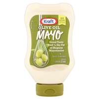 Kraft Mayo with Olive Oil Food Product Image