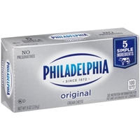 Kraft Philadelphia Original Cream Cheese Food Product Image