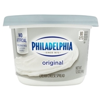 Philadelphia Cream Cheese Original Food Product Image