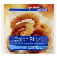 Signature Onion Rings Food Product Image