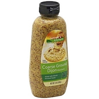 Safeway Mustard Coarse Ground Dijon Food Product Image