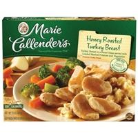 Marie Callender's Honey Roasted Turkey Breast Dinner Food Product Image