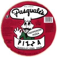 Pasquale's Pizza Pizza Pepperoni Food Product Image