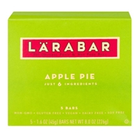 Larabar Apple Pie Bars - 5 Ct Food Product Image