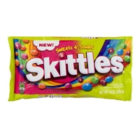 Skittles Sweets + Sours Allergy and Ingredient Information