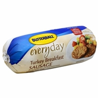 Butterball Turkey Breakfast Sausage Roll Food Product Image