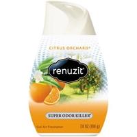 Renuzit Renew Super Odor Neutralizer Citrus Sunburst Long Last Adjustable Air Freshener Food Product Image