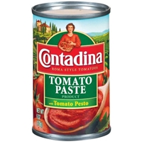 Contadina Tomato Paste with Pesto Food Product Image