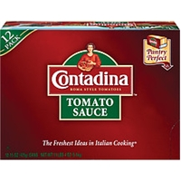 Contadina Tomato Sauce 15 Oz Cans Food Product Image
