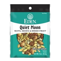 Eden Eden, Quiet Moon Nuts, Seeds & Dried Fruit Snacks Food Product Image