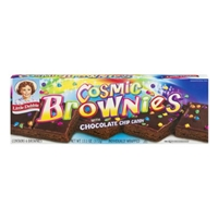 Little Debbie Chocolate Chip Candy Cosmic Brownies - 12 CT Food Product Image