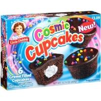 Little Debbie Cosmic Cupcakes - 6 CT Food Product Image