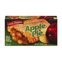 Little Debbie Apple Pie Food Product Image