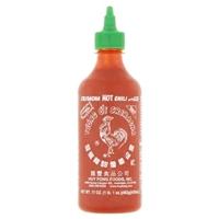 Huy Fong Sriracha Hot Chili Sauce Food Product Image