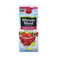 Minute Maid Premium Berry Punch Food Product Image