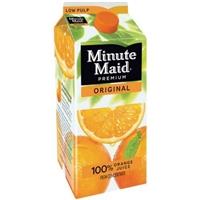 Minute Maid Premium 100% Orange Juice Original Food Product Image