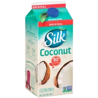 Silk Plant Power Coconut Original Coconutmilk Food Product Image