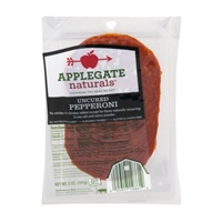 Applegate Naturals Pepperoni Uncured Food Product Image