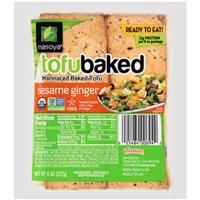 Nasoya TofuBaked Sesame Ginger Food Product Image