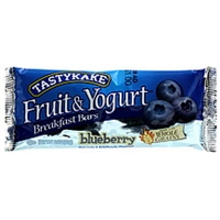 Tastykake Breakfast Bar Blueberry Food Product Image