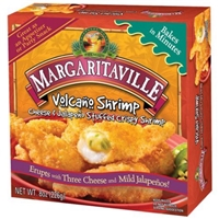 Margaritaville Volcano Shrimp Cheese & Jalapeno Stuffed