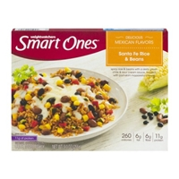 Weight Watchers Smart Ones Santa Fe Rice & Beans Food Product Image