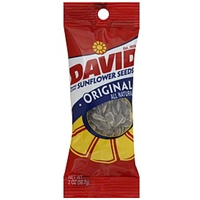 David Sunflower Seeds Roasted & Salted, Original Food Product Image